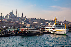 Ferry Terminal, Istanbul