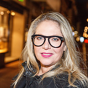 NLD/Amsterdam/20160223 - Opening 1e brandstore Rimowa, Fiona Hering