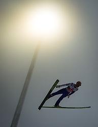 06.01.2013, Paul Ausserleitner Schanze, Bischofshofen, AUT, FIS Ski Sprung Weltcup, 61. Vierschanzentournee, Training, im Bild Martin Koch (AUT) // Martin Koch of Austria during practice Jump of 61th Four Hills Tournament of FIS Ski Jumping World Cup at the Paul Ausserleitner Schanze, Bischofshofen, Austria on 2013/01/06. EXPA Pictures © 2012, PhotoCredit: EXPA/ Juergen Feichter