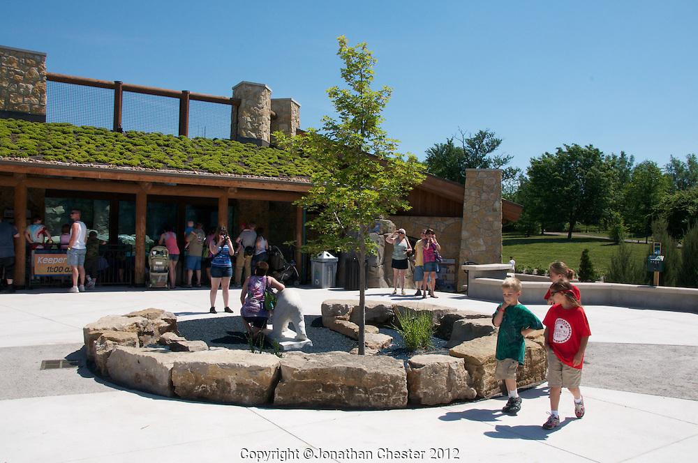 Kansas City, 2012. PHS Summer KC Zoo
