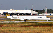 Eurowings Canadair CL-600-2D24 Regional Jet At Milan, Italy