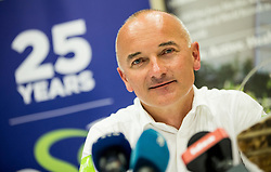 Bogdan Fink, race director during press conference of 25th Tour de Slovenie 2018 cycling race, on June 12, 2018 in Hotel Livada, Moravske Toplice, Slovenia. Photo by Vid Ponikvar / Sportida