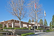 Yorba Linda City Hall Building