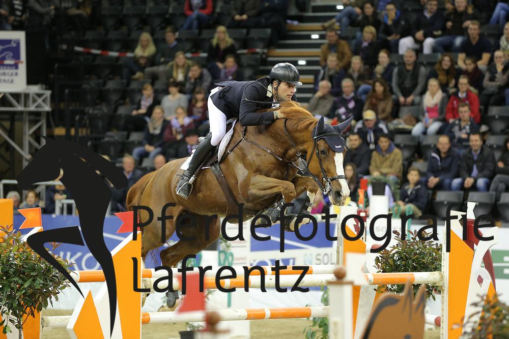 Bruggink, Gert-Jan Andrea<br /> Oldenburg - Oldenburger Pferdetage 2013<br /> Internationales Springen<br /> © www.sportfotos-lafrentz.de / Stefan Lafrentz