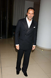 TOM FORD at a Burns Night supper in aid of Clic Sargent & Children's Hospital Association Scotland hosted by Ewan McGregor, Sharleen Spieri and Lady Helen Taylor at St.Martin's Lane Hotel, 45 St Martin's Lane, London on 25th January 2006.<br /><br />NON EXCLUSIVE - WORLD RIGHTS