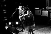 Counting Crows performing at the aqualung  in Madrid 1994