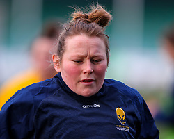 Caryl Thomas of Worcester Warriors Women  - Mandatory by-line: Nick Browning/JMP - 09/01/2021 - RUGBY - Sixways Stadium - Worcester, England - Worcester Warriors Women v DMP Durham Sharks - Allianz Premier 15s
