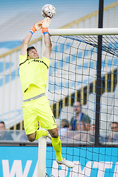 July 22, 2018 - Brugge, BELGIUM - Club's goalkeeper Karlo Letika pictured in action during a soccer game between Club Brugge and Standard de Liege, the supercup match between the respective champion of the Jupiler Pro League and the Belgian cup winner, Sunday 22 July 2018, in Brugge. BELGA PHOTO JASPER JACOBS (Credit Image: © Jasper Jacobs/Belga via ZUMA Press)