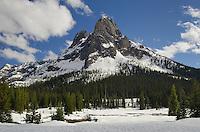 Liberty Bell Mountain, Washington Pass, North Cascades Washington