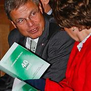 NLD/Utrecht/20110622 - Prinses Margriet bij jubileum VGVZ, Ernst Hirsch Ballin