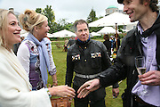 LESLEY KING-LEWIS, TANIA BRYER AND VISCOUNT LINLEY, Cartier Style et Luxe lunch. Goodwood.  24 June 2007.  -DO NOT ARCHIVE-© Copyright Photograph by Dafydd Jones. 248 Clapham Rd. London SW9 0PZ. Tel 0207 820 0771. www.dafjones.com.
