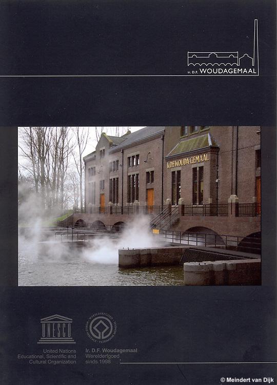 Brochure Ir. D.F. Woudagemaal, Lemmer