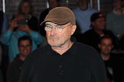 """Look Through My Eyes: Phil Collins zu Gast in der ZDF Talkshow Markus Lanz in Hamburg<br /> <br /> / 131016<br /> <br /> *** Phil Collins attending TV talk show """"Markus Lanz"""" in Hamburg, Germany; October 13th, 2016 ***"""