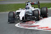 Canadian Grand Prix 2014, Valtteri Bottas (FIN), Williams-Mercedes