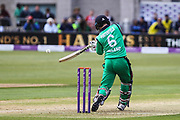 Ireland Captain William Porterfield during the One Day International match between England and Ireland at the Brightside County Ground, Bristol, United Kingdom on 5 May 2017. Photo by Andrew Lewis.