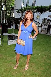 REBECCA LOOS at the Tatler Summer Party, The Hempel Hotel, 31-35 Craven Hill Gardens, London W2 on 25th June 2008.<br />