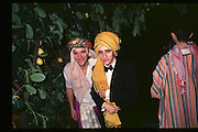 Jasper Conran. Fancy dress party at Christies, 1984  approx© Copyright Photograph by Dafydd Jones 66 Stockwell Park Rd. London SW9 0DA Tel 020 7733 0108 www.dafjones.com