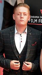Edinburgh Film Festival, Sunday 1st July 2018<br /> <br /> SWIMMING WITH MEN (UK Premiere - Closing Night Gala)<br /> <br /> Pictured:  Thomas Turgoose <br /> <br /> Alex Todd | Edinburgh Elite media