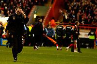 Photo: Alan Crowhurst.<br />Charlton Athletic v Aston Villa. The Barclays Premiership. 30/12/2006. Villa coach Martin O'Neill.