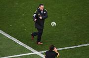 Hurricanes coach Jason Holland.<br /> Chiefs v Hurricanes, Super Rugby Aotearoa. FMG Stadium, Hamilton, New Zealand. Sunday 5 July 2020. © Copyright photo: Andrew Cornaga / www.photosport.nz