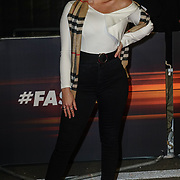 Olivia Buckland Arrives at Fast and Furious Live - VIP performance at O2 Arena on 19 January 2018, London, UK.