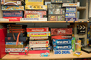 The Interactive Museum of Games and Puzzlrey has over 3500 games, many of which can be used by the public.