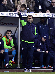 Tottenham Hotspur Manager, Tim Sherwood - Photo mandatory by-line: Joe Meredith/JMP - Tel: Mobile: 07966 386802 19/01/2014 - SPORT - FOOTBALL - Liberty Stadium - Swansea - Swansea City v Tottenham Hotspur - Barclays Premier League