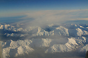 Southern Alps, South Island, New Zealand,