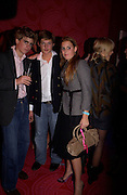 Freddie Ryecart, Count Nicolai von Bismark, Princess Beatrice Hot Ice party hosted by Dominique Heriard Dubreuil and Theo Fennell, ( Remy Martin and theo Fennell) at 35 Belgrave Sq. London W1. 26 October 2004. ONE TIME USE ONLY - DO NOT ARCHIVE  © Copyright Photograph by Dafydd Jones 66 Stockwell Park Rd. London SW9 0DA Tel 020 7733 0108 www.dafjones.com