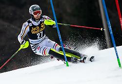 STEHLE Dominik of Germany during the Audi FIS Alpine Ski World Cup Men's Slalom 58th Vitranc Cup 2019 on March 10, 2019 in Podkoren, Kranjska Gora, Slovenia. Photo by Matic Ritonja / Sportida