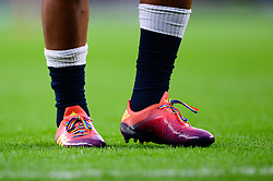 England players wear Rainbow laces in support of Stonewalls The Rainbow Laces campaign  - Mandatory by-line: Dougie Allward/JMP - 24/11/2018 - RUGBY - Twickenham Stadium - London, England - England v Australia - Quilter Internationals