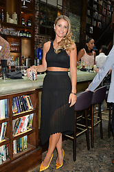 VOGUE WILLIAMS at the launch of Give Me Sport Magazine held at Library, 112 St.Martin's Lane, London on 30th July 2014.