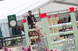 Sprunger Janika, SUI, Uptown Boy<br /> CSI5* Jumping<br /> Royal Windsor Horse Show<br /> © Hippo Foto - Jon Stroud