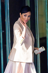 Meghan Markle, Duchess of Sussex arrives at the National Theatre in London, Uk. 30 Jan 2019 Pictured: Meghan, Duchess of Sussex. Photo credit: MEGA TheMegaAgency.com +1 888 505 6342