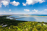 Atanasovsko Lake, Black Sea and sea garden of Burgas