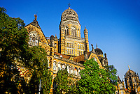 Municipal Corporation Building (opposite Victoria Terminus), Mumbai (Bombay), Maharashtra, India