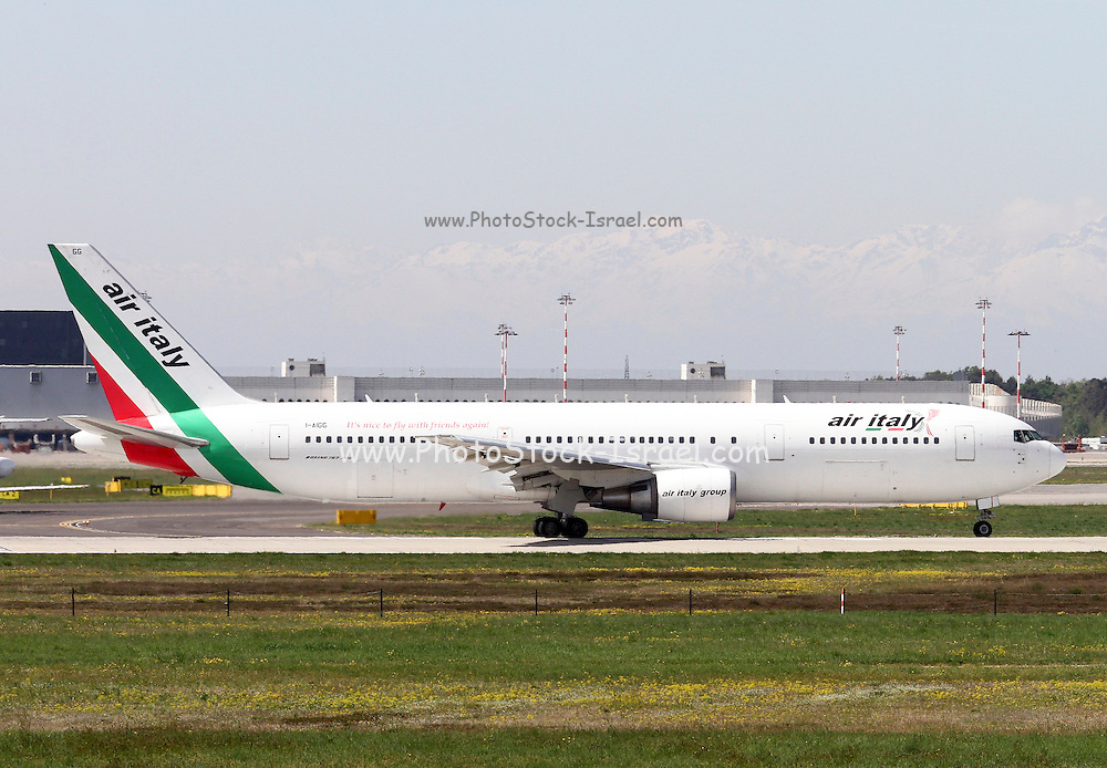 Air Italy, Boeing 767-304