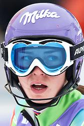 11.03.2010, Goudyberg Damen, Garmisch Partenkirchen, GER, FIS Worldcup Alpin Ski, Garmisch, Lady Giant Slalom, im Bild Maze Tina, ( SLO, #4 ), Ski Stoeckli, EXPA Pictures © 2010, PhotoCredit: EXPA/ J. Groder / SPORTIDA PHOTO AGENCY