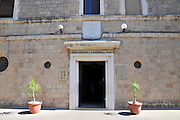 Israel, Haifa, the Stella Maris Carmelite Church and Monastery, Mt. Carmel