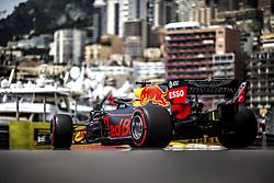 May 25, 2019 - Monte Carlo, Monaco - Motorsports: FIA Formula One World Championship 2019, Grand Prix of Monaco, .#33 Max Verstappen (NLD, Aston Martin Red Bull Racing) (Credit Image: © Hoch Zwei via ZUMA Wire)