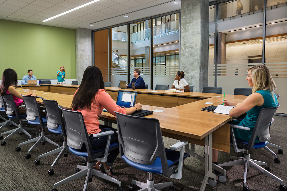 GSU Law School Classroom - Atlanta, GA