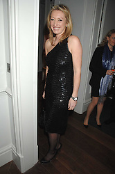 JOSIE GOODBODY  at a party to promote The Landau at The Langham, Portland Place, London W1 on 7th February 2008.<br /><br />NON EXCLUSIVE - WORLD RIGHTS