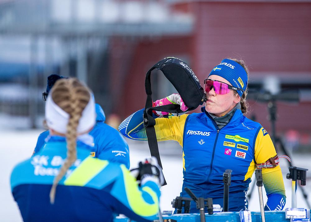 Jämtland, SVERIGE - 25 NOVEMBER 2018: TEXT (Foto: Per Danielsson ) <br /> <br /> Nyckelord Keywords: Team Sweden Skidskytte, Jämtland, ***BETALBILD*** Träning, Feature, Swedemount, Fristads, ATG, Bliz, Biathlon, Skidskytte