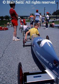 Pennsylvania Competitive Derby Car Racing, Harrisburg, PA