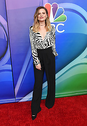 February 20, 2019 - Hollywood, California, U.S. - Jac Vanek on the carpet at the NBCUniversal Mid Season Press Junket at Universal Studios. (Credit Image: © Lisa O'Connor/ZUMA Wire)