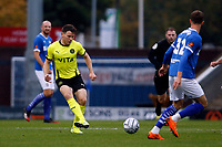 Connor Jennings. Chesterfield FC 1-2 Stockport County FC. Vanarama National League. 17.10.20