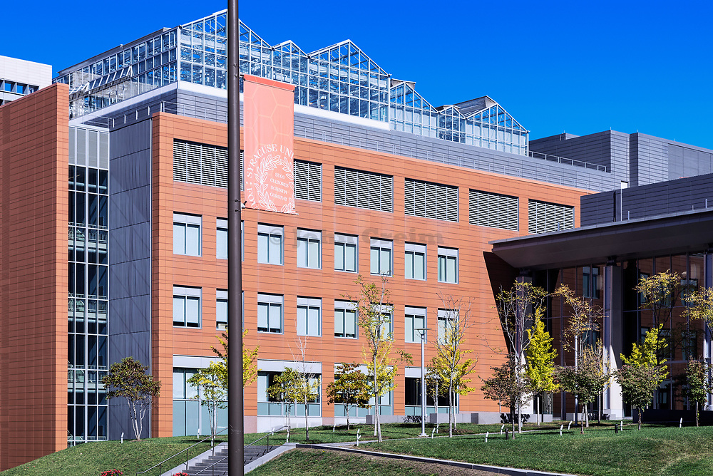 Life Sciences Complex, Syracuse University, Syracuse, New York, USA