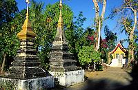 Laos - Luang Prabang - Wat Xieng tong