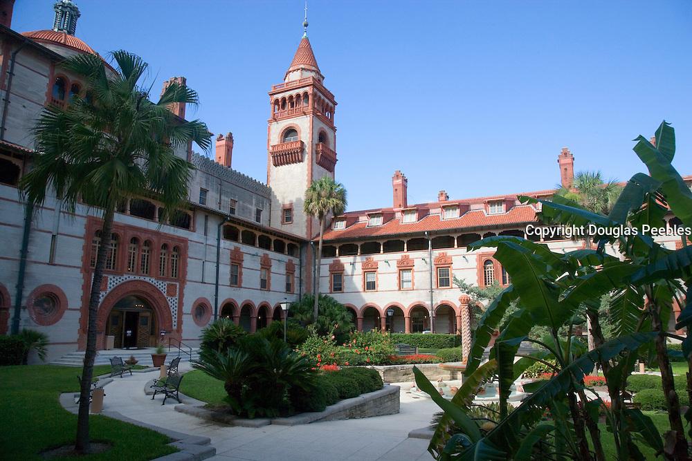 Flagler College, St. Augustine, Florida, USA<br />