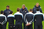 Manchester City Training 261113